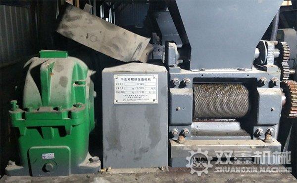 对辊挤压造粒机辊壳磨损原因有哪些?附预防措施