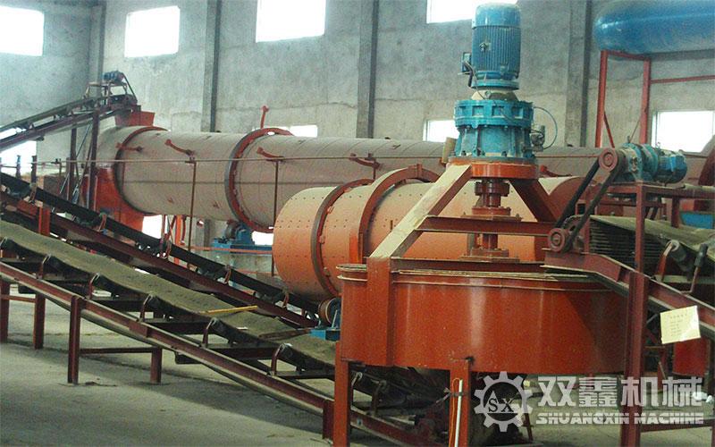 南京三美复合肥生产线