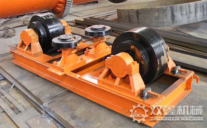 木材烘干机托轮总成